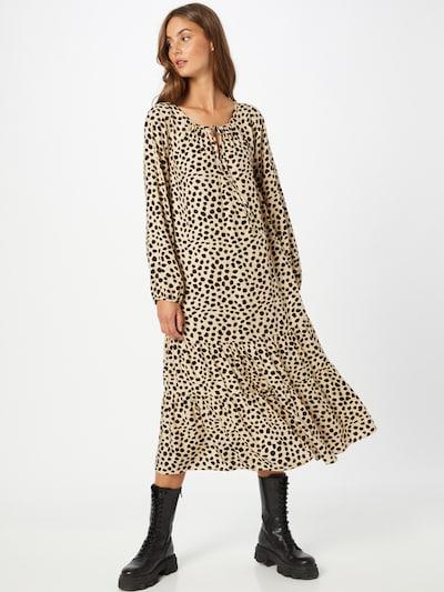 VILA Dress 'Vish' in Beige / Black, View model