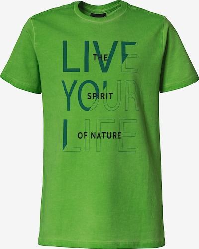 CMP T-Shirt in grün, Produktansicht