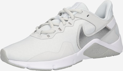 NIKE Athletic Shoes 'Legend Essential 2' in Light grey / Silver, Item view