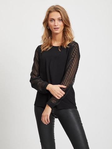 OBJECT Blouse 'ZOE' in Black