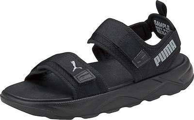 PUMA Sandalen in schwarz, Produktansicht