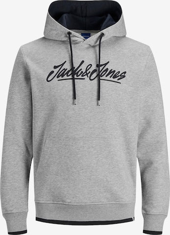JACK & JONES Sweatshirt 'Jorlegend' i grå