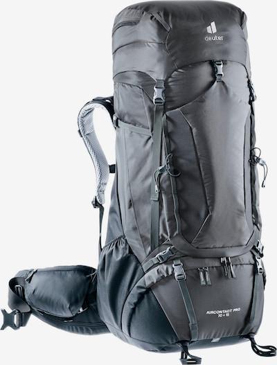 DEUTER Trekkingrucksack 'PRO 70 + 15' in grau / weiß, Produktansicht