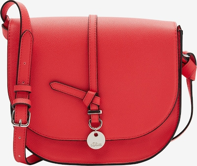 s.Oliver Shoulder Bag in rot, Produktansicht