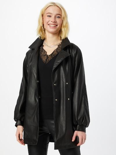 fekete Missguided Átmeneti kabátok, Modell nézet