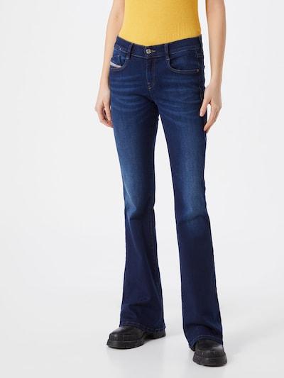 DIESEL Jeans 'EBBEY' in blue denim, Modelansicht