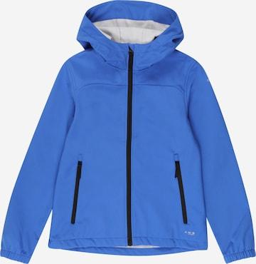 ICEPEAK Softshelljacke 'KOBRYN' in Blau