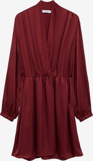 MANGO Šaty 'Bias' - rubínově červená, Produkt