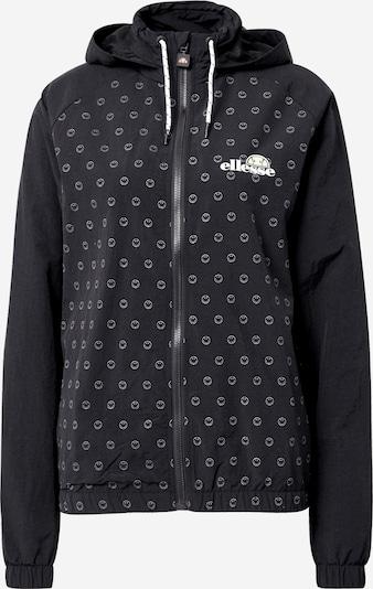 ELLESSE Overgangsjakke 'Brigsi' i sort, Produktvisning