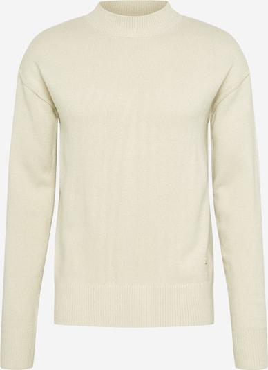 JACK & JONES Pullover 'ROOT' in creme, Produktansicht