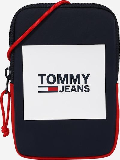 Tommy Jeans Protection pour Smartphone 'Urban Compact' en bleu marine / rouge / blanc, Vue avec produit