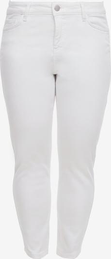 TRIANGLE Jeans in white denim, Produktansicht