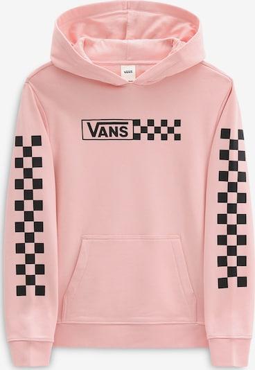 VANS Majica | svetlo roza / črna barva, Prikaz izdelka