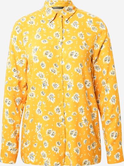 DeFacto Bluse in gelb / schwarz / weiß, Produktansicht