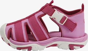 Sandales Hummel en rose