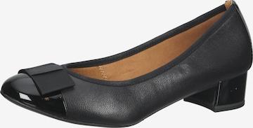 CAPRICE Ballet Flats in Black