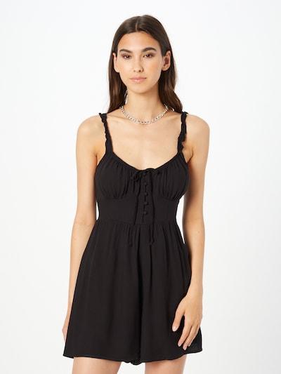 Cotton On Jumpsuit in de kleur Zwart, Modelweergave