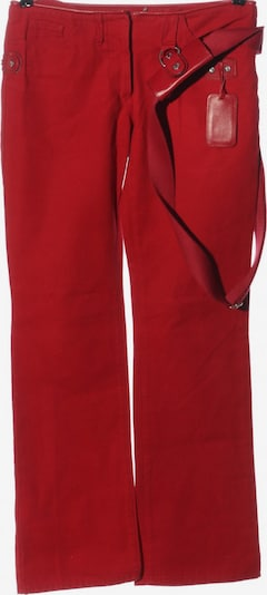 Gianfranco Ferré Straight-Leg Jeans in 30-31 in rot, Produktansicht