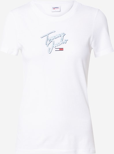 Tommy Jeans Shirt in Navy / Red / White, Item view