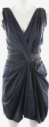 Lanvin Kleid in S in dunkelblau, Produktansicht
