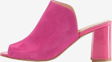 IZIA Pantolette in Pink