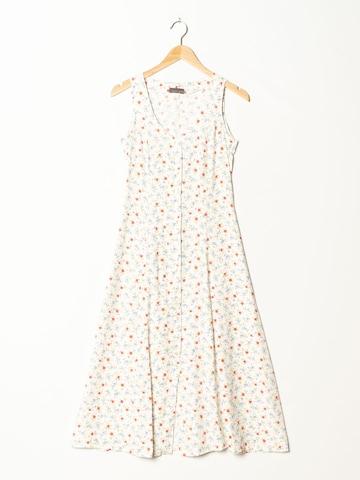 VIVIEN CARON Kleid in M in Weiß
