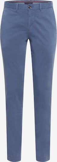 TOMMY HILFIGER Hose 'BLEECKER TH FLEX SATIN CHINO GMD' in indigo, Produktansicht