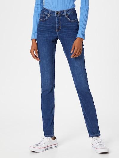 OPUS Jeans 'Elma' in Blue denim, View model