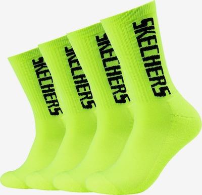 SKECHERS Socken 'Baltimore' in gelb, Produktansicht
