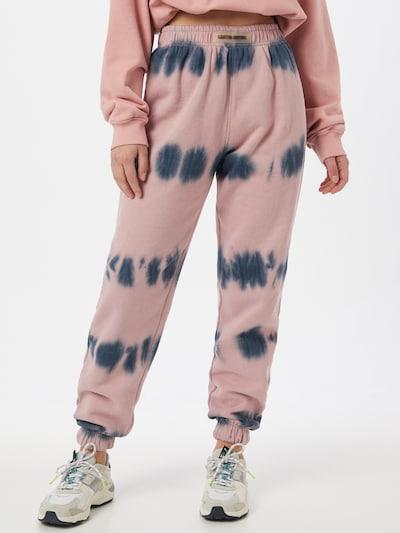 Public Desire Kalhoty - pastelová modrá / růžová, Model/ka