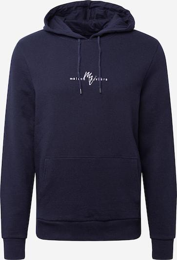 River Island Sweatshirt in de kleur Donkerblauw / Wit, Productweergave