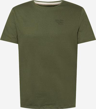 BLEND T-Shirt in khaki, Produktansicht