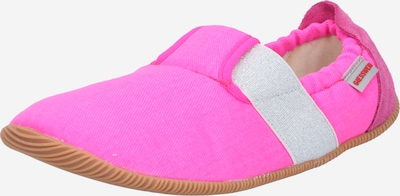 GIESSWEIN Huisschoenen 'Söll' in de kleur Rose-goud / Lichtgrijs / Roze gemêleerd, Productweergave