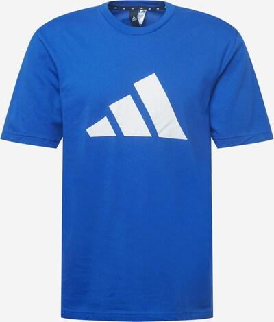 ADIDAS PERFORMANCE Funkčné tričko - modrá / biela, Produkt