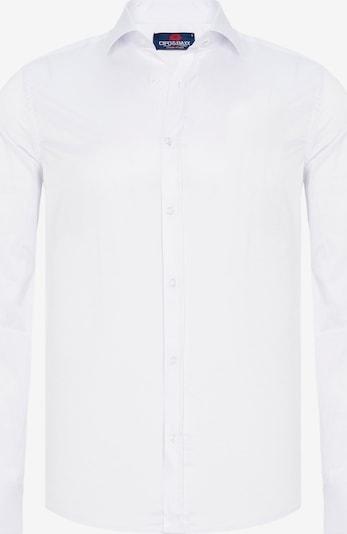 CIPO & BAXX Zakelijk overhemd 'HENSON' in de kleur Wit, Productweergave