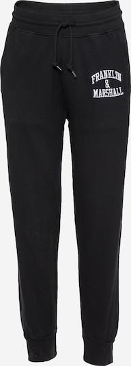 FRANKLIN & MARSHALL Broek in de kleur Zwart, Productweergave