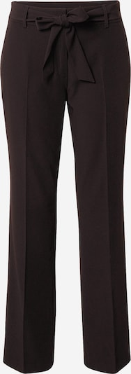 s.Oliver BLACK LABEL Trousers with creases in Black, Item view