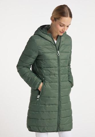 DreiMaster Maritim Between-Seasons Coat in Green