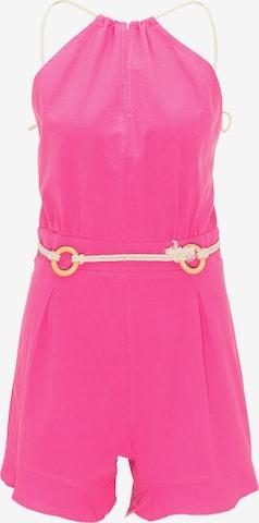 IZIA Jumpsuit in Pink