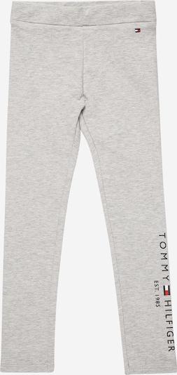 TOMMY HILFIGER Leggings en marine / gris chiné / rouge / blanc, Vue avec produit