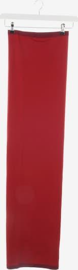 Wolford Kleid in S in rot, Produktansicht