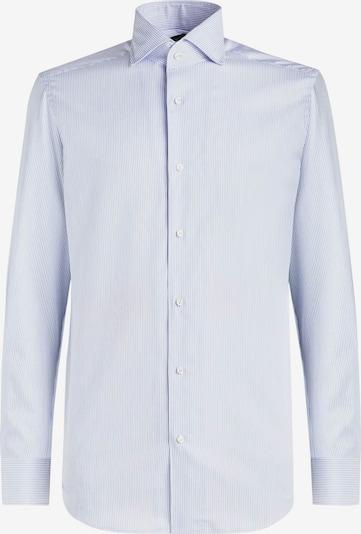 Boggi Milano Hemd in hellblau / weiß, Produktansicht