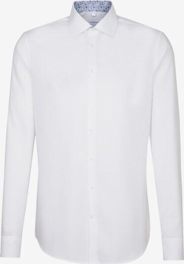 SEIDENSTICKER Business Hemd ' Shaped ' in weiß, Produktansicht