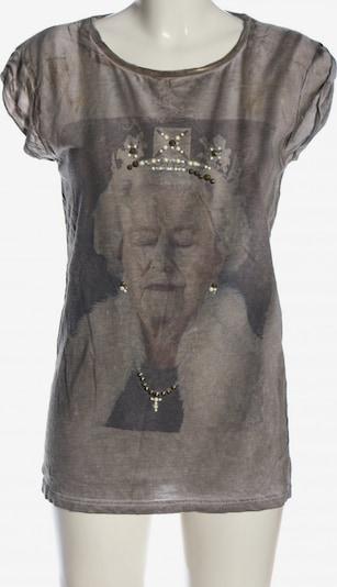 Romeo & Juliet Couture Print-Shirt in M in braun, Produktansicht