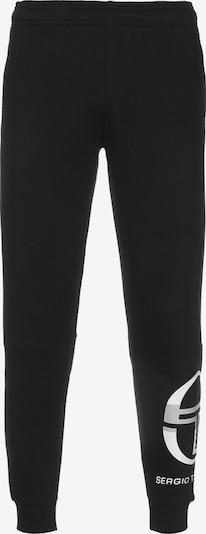 Sergio Tacchini Sportbroek in de kleur Zwart, Productweergave