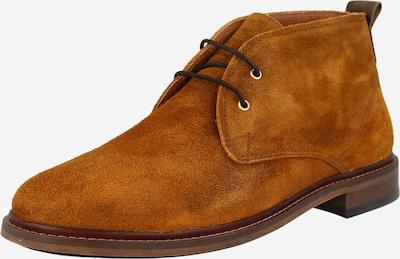 Shoe The Bear Мъжки боти Chukka 'PHOENIX WAXED S' в коняк: Изглед отпред