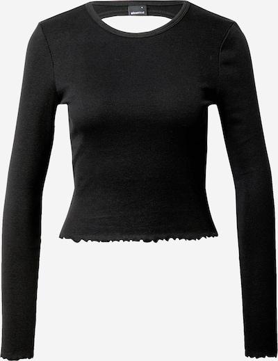 Gina Tricot Shirt 'Belinda' in schwarz, Produktansicht