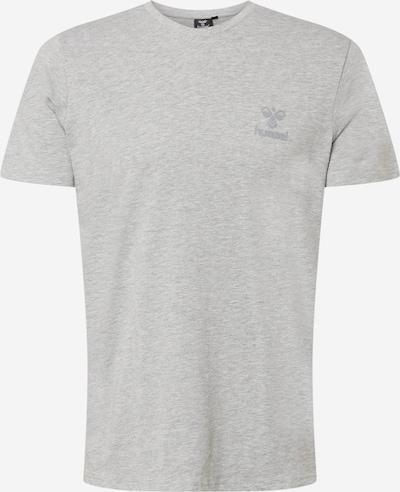 Hummel Shirt in graumeliert, Produktansicht