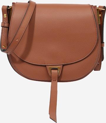 Coccinelle - Bolso de hombro 'ARPEGE' en marrón