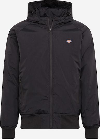 DICKIES Prehodna jakna 'New Sarpy' | črna barva, Prikaz izdelka